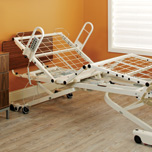 Adjustable-Height Beds